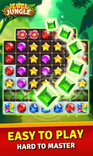 Jewels Jungle Treasure Match 3 Puzzle 1.7.0 screenshots 9