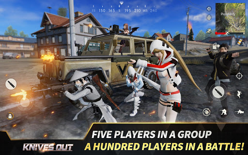 Knives Out-No rules just fight 1.240.439446 screenshots 14