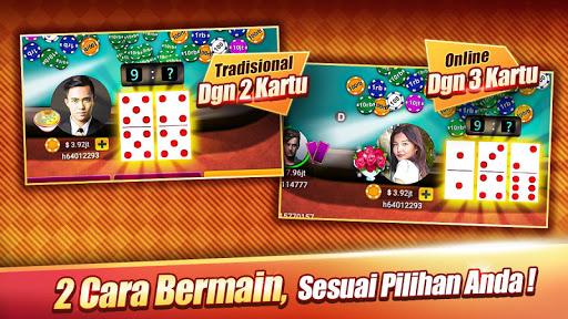 LUXY Domino amp Poker Gaple QiuQiu QQ 99 Remi 5.1.6.0 screenshots 2