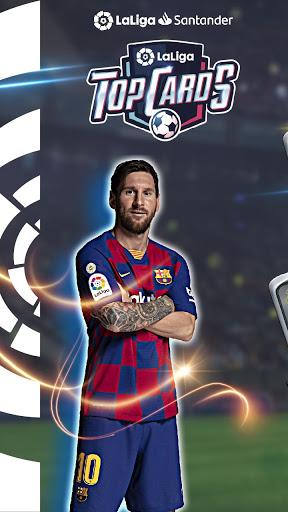 LaLiga Top Cards 2020 – Soccer Card Battle Game 4.1.4 screenshots 9