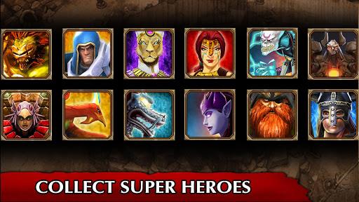 Legendary Heroes MOBA Offline 3.0.66 screenshots 2