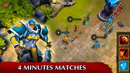 Legendary Heroes MOBA Offline 3.0.66 screenshots 3