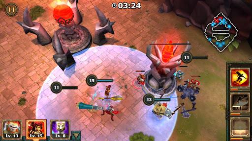 Legendary Heroes MOBA Offline 3.0.66 screenshots 4