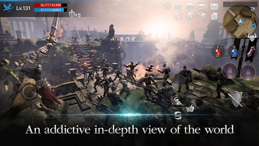 Lineage2 Revolution 1.21.16 screenshots 3