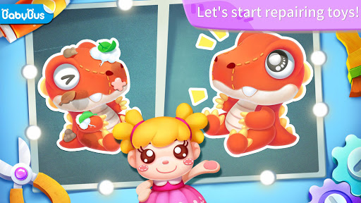 Little Panda Toy Repair Master 8.43.00.10 screenshots 7