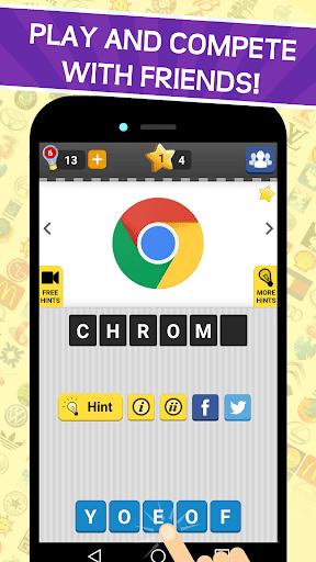Logo Game Guess Brand Quiz 5.1.2 screenshots 9
