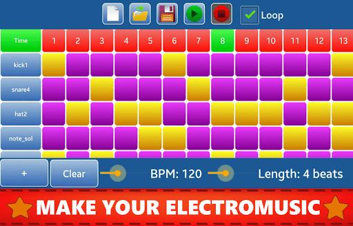 Make Beats – Drum Pad MP3 amp WAV 3.0 screenshots 1