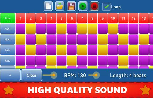 Make Beats – Drum Pad MP3 amp WAV 3.0 screenshots 8