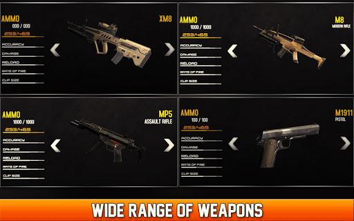 Military Commando Shooter 3D 2.5.8 screenshots 14