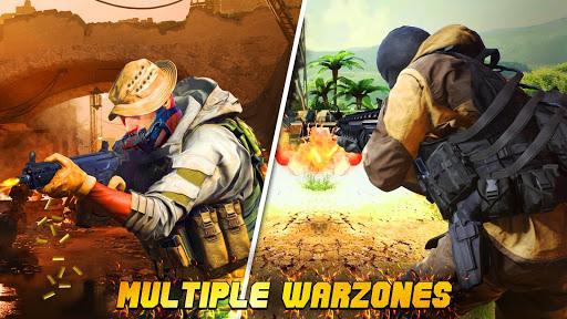 Military Commando Shooter 3D 2.5.8 screenshots 2