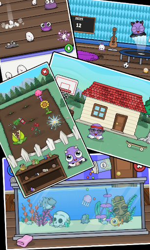 Moy 4 Virtual Pet Game 2.021 screenshots 15