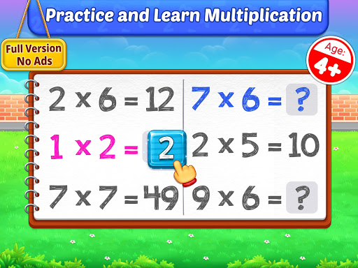 Multiplication Kids – Math Multiplication Tables 1.1.2 screenshots 17