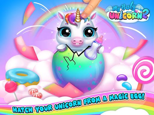 My Baby Unicorn 2 – New Virtual Pony Pet 1.0.44 screenshots 13
