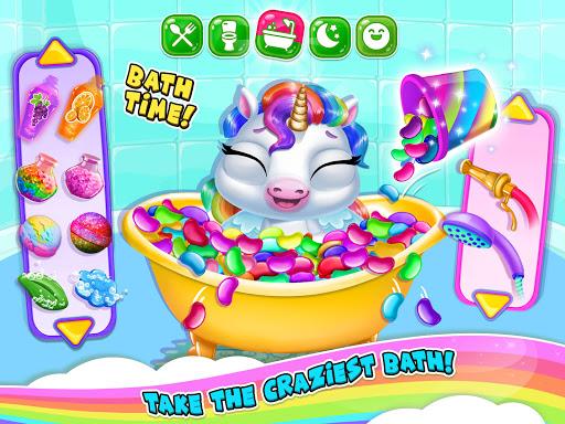 My Baby Unicorn 2 – New Virtual Pony Pet 1.0.44 screenshots 14