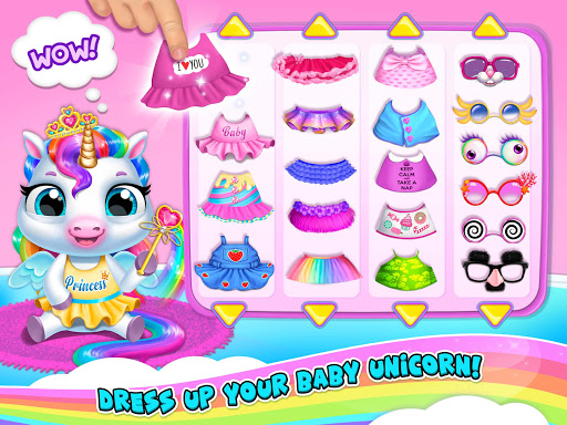 My Baby Unicorn 2 – New Virtual Pony Pet 1.0.44 screenshots 19
