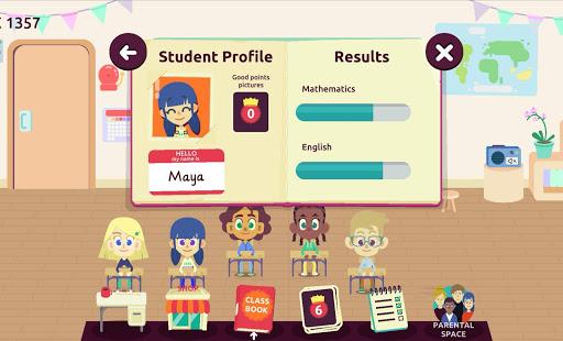 MySchool – Be the Teacher Learning Games for Kids 3.1.1 screenshots 4