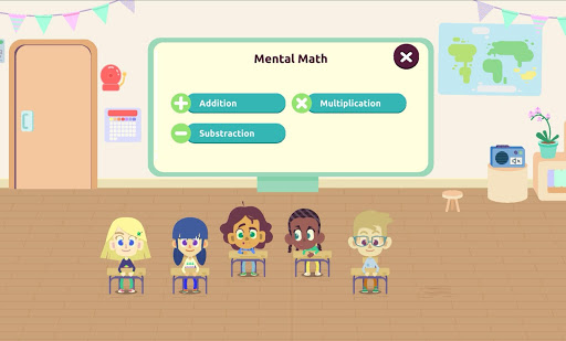 MySchool – Be the Teacher Learning Games for Kids 3.1.1 screenshots 7