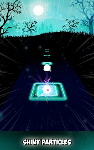Neon Tiles Hop Color Ball Forever Dancing Ball 1.2 screenshots 10