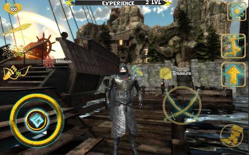 Ninja Samurai Assassin Hero IV Medieval Thief 1.1.4 screenshots 6