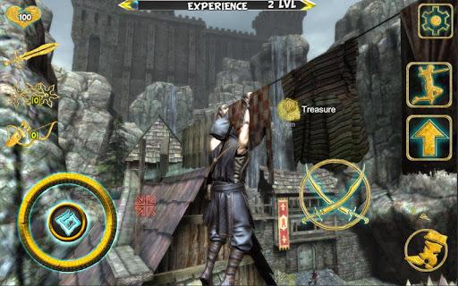 Ninja Samurai Assassin Hero IV Medieval Thief 1.1.4 screenshots 8