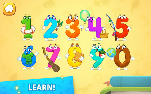 Numbers for kids Counting 123 games 0.6.13 screenshots 14