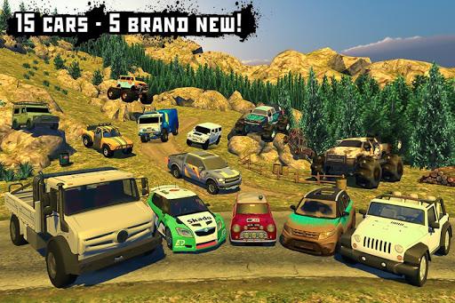 Offroad Trials Simulator 2.1 screenshots 2
