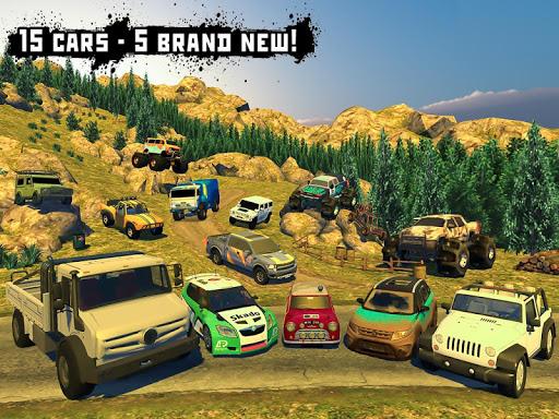 Offroad Trials Simulator 2.1 screenshots 7