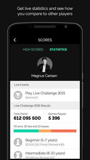 Play Magnus – Play Chess for Free 3.12.2 screenshots 5