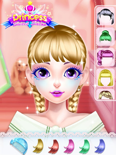 Princess Dress up Games – Princess Fashion Salon 1.23 screenshots 13