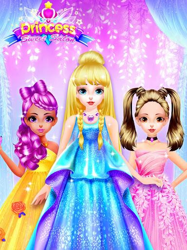 Princess Dress up Games – Princess Fashion Salon 1.23 screenshots 17