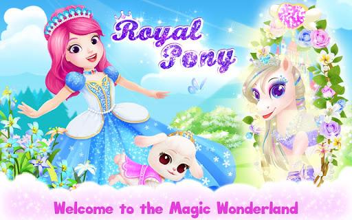 Princess Palace Royal Pony 1.4 screenshots 11