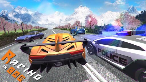 Racing In Car 3D 3.0 screenshots 3
