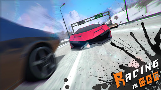 Racing In Car 3D 3.0 screenshots 5