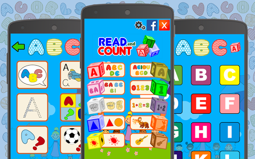 Read and Count 3.3.45 screenshots 1