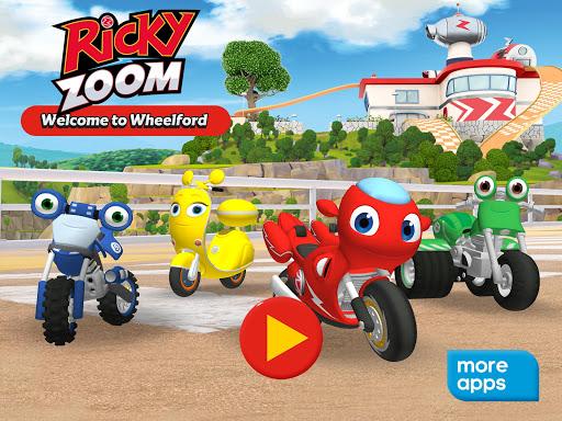 Ricky Zoom Welcome to Wheelford 1.2 screenshots 8