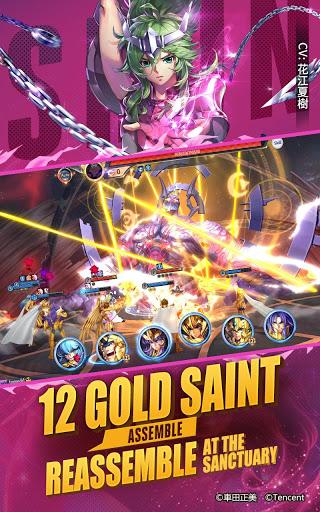 Saint Seiya Awakening 1.6.39.115 screenshots 5