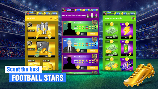 Soccer Agent – Mobile Football Manager 2019 2.0.3 screenshots 1