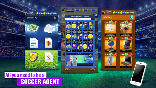 Soccer Agent – Mobile Football Manager 2019 2.0.3 screenshots 4