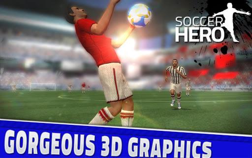 Soccer Hero 2.38 screenshots 4