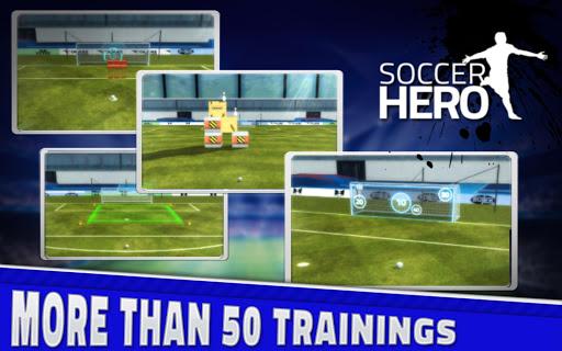 Soccer Hero 2.38 screenshots 5