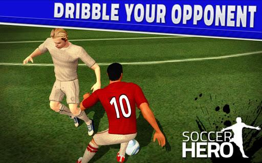 Soccer Hero 2.38 screenshots 7