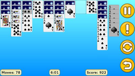 Spider Solitaire 1.18 screenshots 15
