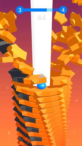 Stack Ball – Blast through platforms 1.0.73 screenshots 6