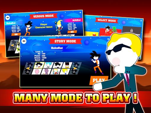 Stick Battle Fight 4.3 screenshots 11