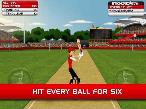 Stick Cricket 2.7.11 screenshots 6