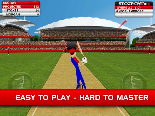 Stick Cricket 2.7.11 screenshots 8