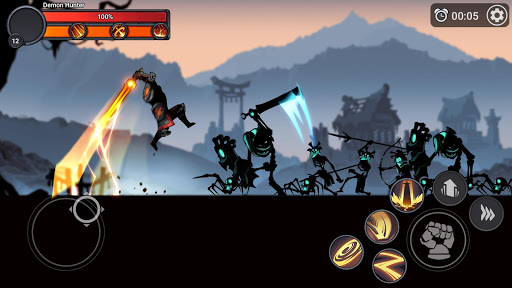 Stickman Master League Of Shadow – Ninja Legends 1.4.8 screenshots 13