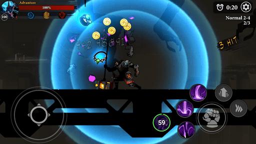 Stickman Master League Of Shadow – Ninja Legends 1.4.8 screenshots 14