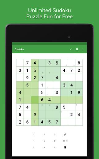 Sudoku – Free amp Offline 2.2.2 screenshots 15