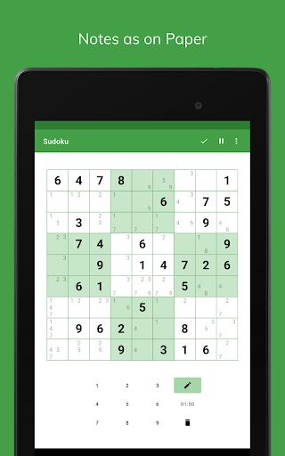 Sudoku – Free amp Offline 2.2.2 screenshots 17